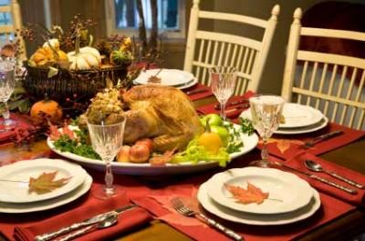 Thanksgiving in den USA